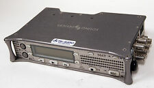 Used Sound Devices 744T Four Channel Recorder w/ Time Code