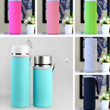 Water Bottle Cover Neoprene Insulated Sleeve Bag Case Pouch for Drink 360/550ML