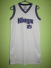 NBA #85 SACRAMENTO KINGS SHIRT REEBOK JERSEY WOMAN SIZE M