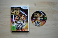 Wii-Star Wars: the Clone Wars-Republic Heroes - (OVP)