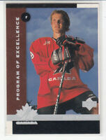 Brad Richards 1997-98 Upper Deck Rookie Card RC