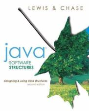 Java Software Structures: Designing and Using Data Structures (2nd-ExLibrary