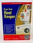 Elec. DRYER Vent HEAT KEEPER Saves Energy Winter & Summer Setting CHK100ZW, NEW photo