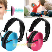 Baby Earmuffs Ear Hearing Protection Noise Cancelling Headphones For Kids A++
