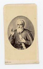 PHOTO CDV c.1860 Odinot Nancy, Le bienheureux Pierre Fourier