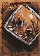 Indiana Jones Heritage sketch Roscetti