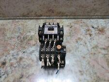 Toshiba Magnetic Contactor Type C 20 Nke 8932 Type Ax1 Nakamura Tw 20 Cnc Lathe