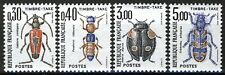 France 1983, Timbre-Taxe, Insects, Bugs set VF MNH, Mi 112-115 cat 5€
