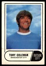 A&BC Football Green Back 1969 (B2) Tony Coleman - Manchester City No. 162