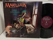 Marillion Script for a Jester's Tear f1983 Capitol Purple Label Clean 1P LP Mint