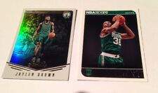 Jaylen Brown & Marcus Smart 2 Rookie Card Lot Boston Celtics Basketball Mint