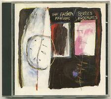 THE FATIMA MANSIONS Bertie's Brochures; 1991 CD Radioactive Records