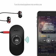 Aukey Portable Wireless Bluetooth Stereo Audio Receiver BR-C9