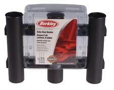 4 X BERKLEY  BOAT FISHING ROD HOLDER  -  BLACK 3 ROD