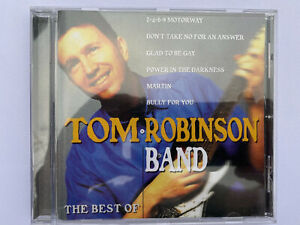 Tom Robinson Band – The Best Of Tom Robinson Band  CD Album Very Good Cond.