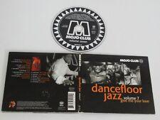 VARIOUS/MOJO DANCEFLOOR JAZZ VOLUME 7 GIVE ME YOUR LOVE(MOTOR 565 195-2)CD ALBUM