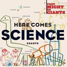 They Might Be Giants - Here Comes Science NEW CD