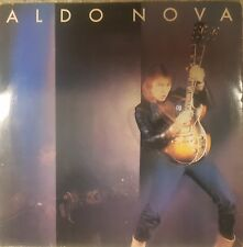 Aldo Nova Self Titled 9 Track Vinyl LP Rock/Heavy Metal
