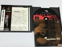 UsedGame PS1 PS PlayStation 1 Clock Tower 2 from Japan