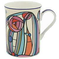 Mackintosh Design Mug Fine China Tea Coffee Cup Leonardo Drink Gift