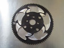 GoPed Pocket Bike Performance Parts GSR Sprocket Gear Slayer 76 Tooth