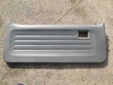Pannello cofano posteriore 83771-65D1 Suzuki Grand Vitara (99-05) 3P  [1908.16]