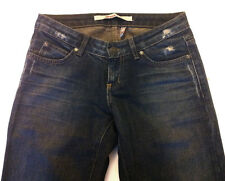 Only Jeans Auto Low Flared Knackarsch tight slim W 27 L 34 Schlaghose 70ies Used
