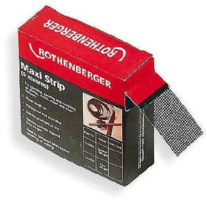 ROTHENBERGER MAXI STRIP 5M MEDIUM GRADE 130002