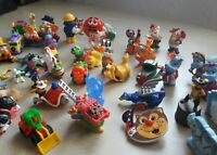 ☆☆ Kleinfiguren und Ü-Ei Figuren Konvolut☆☆