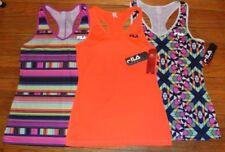 Ropa deportiva de mujer camisetas FILA de poliéster