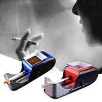 Electric Automatic Tobacco Cigarette Maker Injector Rolling Machine US EU Plug