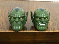 Super Skrull BAF Heads Marvel Legends Fantastic Four Series.