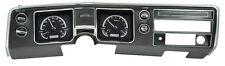 Dakota Digital 68 Chevy Chevelle El Camino Analog Dash Gauges VHX-68C-CVL-K-W