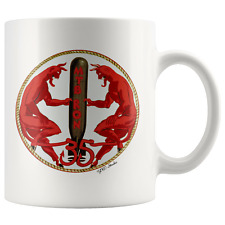 PT Boat ELCO NAVAL DIVISION Logo 11oz Coffee Mug