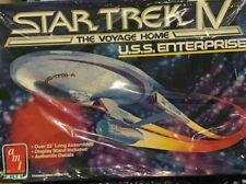 AMT/ERTL - STAR TREK IV The Voyage Home USS Enterprise  #6693 VINTAGE 1986 NIOB