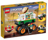 31104 LEGO Creator Monster Burger Truck 499 Pieces Age 8 Years+