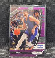 Deni Avdija #46 Rookie RC Purple Wave Prizm 2020-21 Panini Prizm Draft Picks