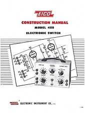 EICO Model 488 Electronic Switch Construction Manual