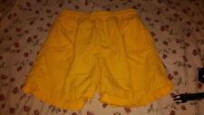 "Polo Ralph Lauren Purple Label Yellow Swim Shorts Trunks Small S 5"" Seam"