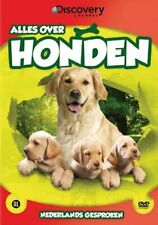 Discovery Channel :    Alles Over Honden    new dvd  in seal.
