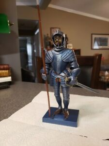 Aurora Built Blue Knight 9 1/2 inches
