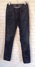Mesdames Levi's Bold Curve Skinny Leg bleu Shine Denim Jeans UK 8 EU taille 36 27 in (environ 68.58 cm)