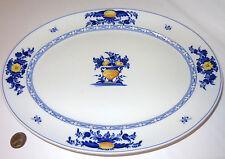 Vista Alegre 14 x 11 VIANA Oval Serving Platter Excellent cond