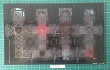 Warhammer Games Workshop Space Hulk 4th 40K Tiles Unpunched Board F