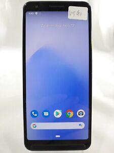 Google Pixel 3A G020G 64GB AT&T GSM Unlocked e-SIM ONLY Smartphone Purple V591