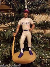 Sammy Sosa Chicago Cubs MLB Baseball Christmas Tree Ornament Gray Jersey