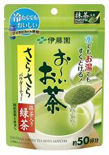ITOEN OI Ocha Japanese Green Tea Powder Matcha blend 40g, 50 serves Japan s0457