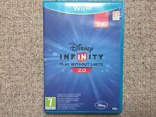 Disney Infinity 2.0 (Solus) - Nintendo Wii U UK PAL