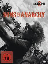 Sons of Anarchy - 3 Season / 3 Staffel  - 4 DVD Box - Neu u. OVP - FSK 18