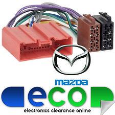 AUTOLEADS pc2-78-4 MAZDA TRIBUTE 2000 in poi stereo auto ISO Cablaggio Adattatore Lead